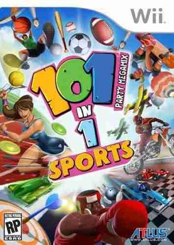Descargar 101 In 1 Sports Party.Megamix.[English][WII-Scrubber][USA] por Torrent